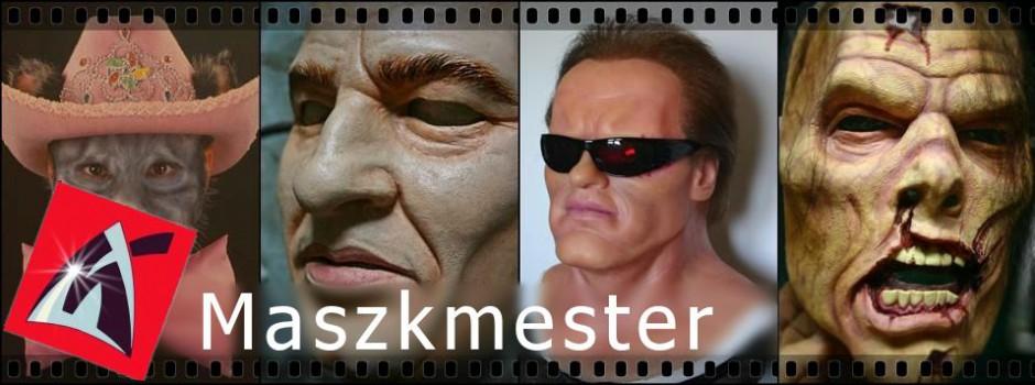 71f98b1390b8 Maszkmester   Filmes és színházi maszkok – speciális effektek, mechanikus  bábok